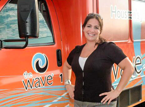 Testimonial Lauren B wave